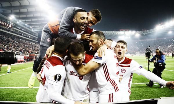 Europa League: Με Ντιναμό Κιέβου ο Ολυμπιακός! (photos)