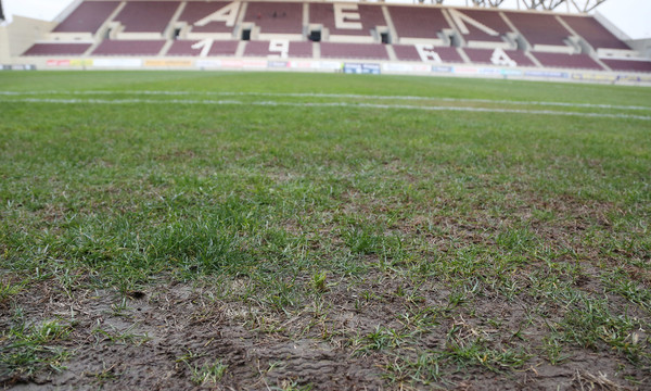 Η απάντηση της «Γήπεδο Λάρισας ΑΕ» στον Κούγια για το… χωράφι