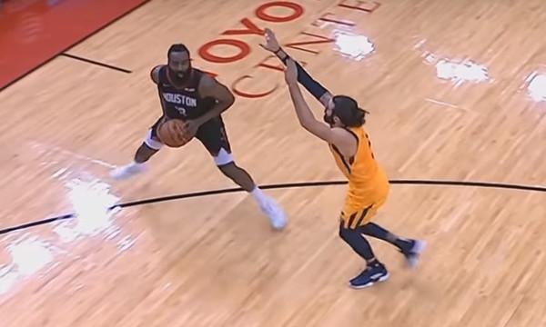 NBA: Ρε συ Χάρντεν μας βλέπουν! (vid)