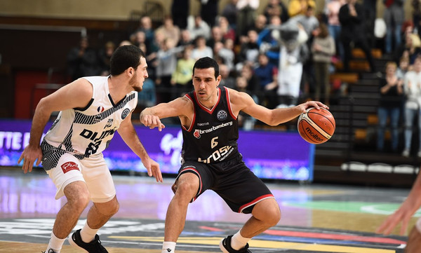 Basketball Champions League: Στην παράταση η Μπάμπεργκ του Ζήση