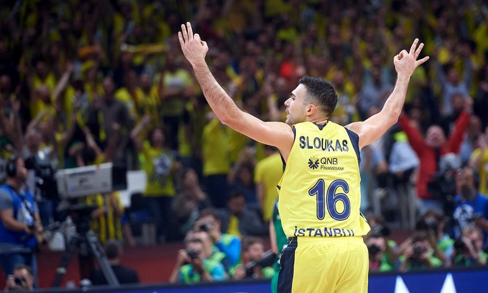 Euroleague: Με Σλούκα στην κορυφή το Top-10 (vid)