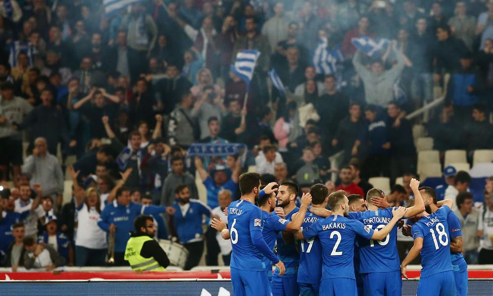 Εθνική ομάδα: Σταθερή στο FIFA Ranking