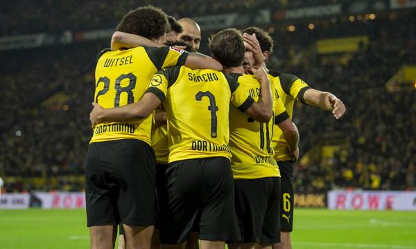 Bundesliga: Συνήλθε άμεσα η Ντόρτμουντ
