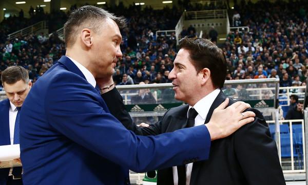 Γιασικεβίτσιους: «Ήμουν τυχερός που είχα προπονητές τους Πασκουάλ και Ομπράντοβιτς» (video)