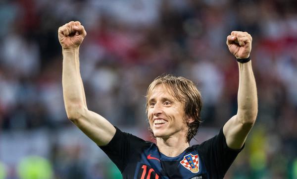 Αθλητής της χρονιάς στην Κροατία ο Μόντριτς