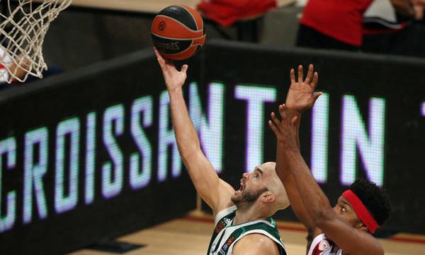 Ολυμπιακός-Παναθηναϊκός ΟΠΑΠ: Οι διαιτητές για το ντέρμπι του ΣΕΦ (photo)