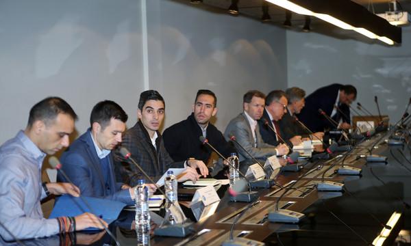 Η ενημέρωση προς τους διαιτητές μετά τη συνάντηση στην ΕΠΟ