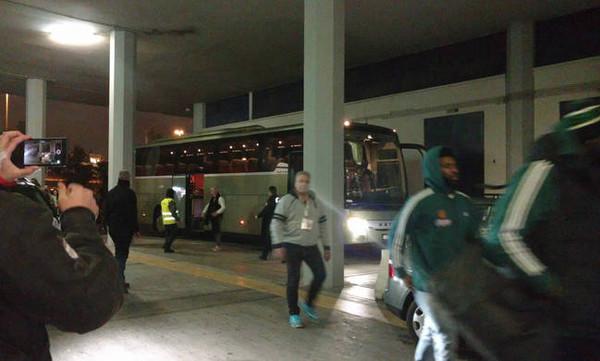 Ολυμπιακός – Παναθηναϊκός ΟΠΑΠ: Στο ΣΕΦ οι «πράσινοι» (videos+photos)