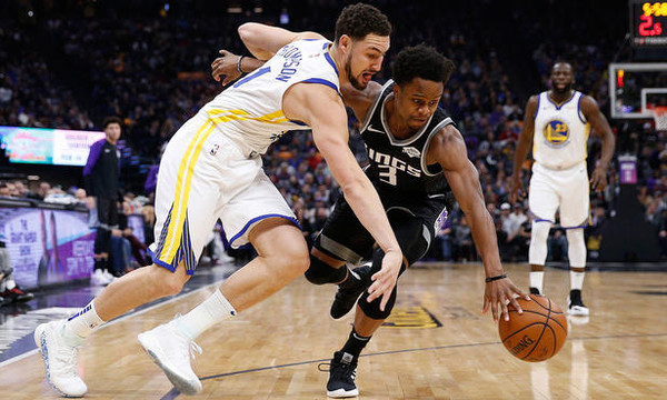 NBA: Ρεκόρ τριπόντων στο Κινγκς-Γουόριορς, ήττα για Ρόκετς (video)