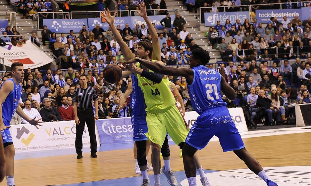 Zορίστηκε αλλά νίκησε την Μπούργος η Μπαρτσελόνα (photo)