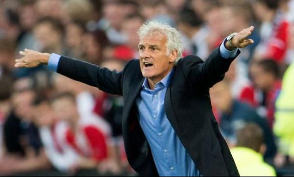 Νέος προπονητής στην Άντερλεχτ