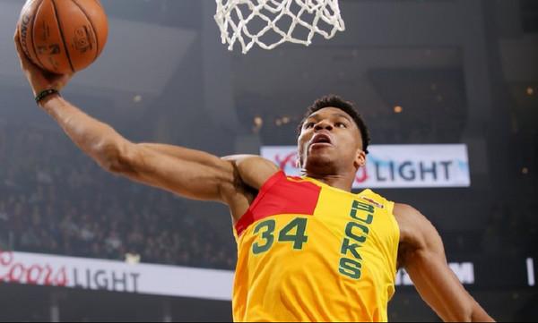 NBA: Νέα «30άρα» από Γιάννη, νέα νίκη για Μπακς (photos & video)