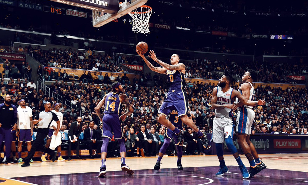 NBA: Το ματς της ζωής του ο Κούζμα (vid)