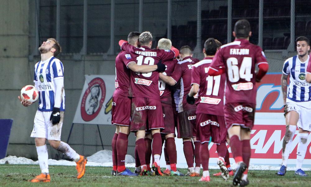 ΑΕΛ-Απόλλων Σμύρνης 3-0: Καλπάζουν με Νούνιτς οι «βυσσινί» (photos)