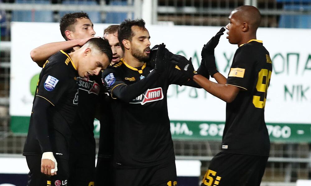 Live Chat: ΠΑΣ Γιάννινα-ΑΕΚ 0-4 (τελικό)