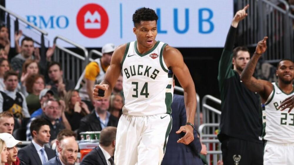 NBA: Άνετο triple double ο Γιάννης και νίκη των Μπακς (videos)