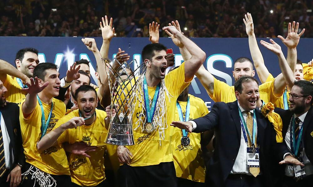 ΑΕΚ: Σε Final-4 στη Βραζιλία θα διεκδικήσει το Διηπειρωτικό Κύπελλο