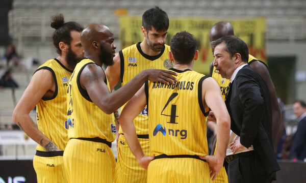 Basketball Champions League: Υψηλή πτήση η ΑΕΚ, δεν άντεξε ο ΠΑΟΚ!