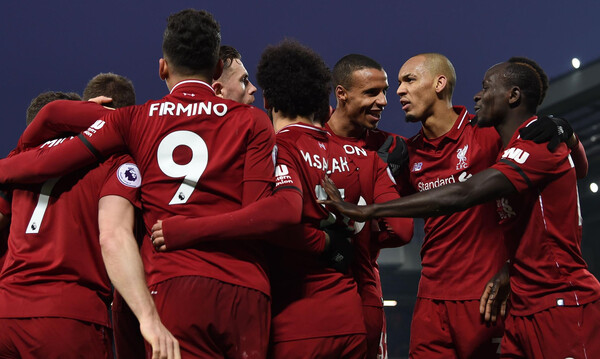 Premier League: «Τρένο» για το Πρωτάθλημα η Λίβερπουλ (videos)