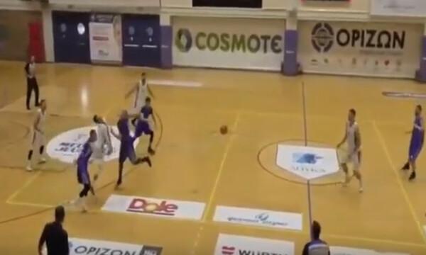 Παίκτης του Δούκα κινδυνεύει να χάσει την όραση του μετά από χτύπημα αντιπάλου! (video)