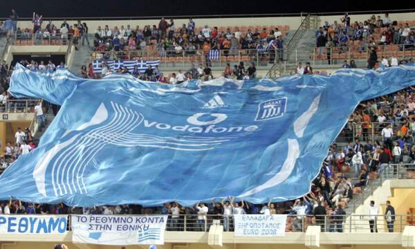 Επιστροφή στο Παγκρήτιο: «Απόλυτη» στην Κρήτη η Εθνική! (video&photos)