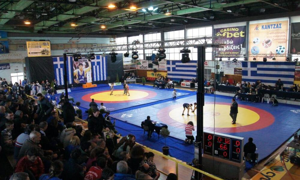 Μεγάλη συμμετοχή στο Πανελλήνιο πρωτάθλημα Εφήβων – Νεανίδων