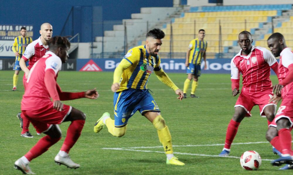 Παναιτωλικός-Ξάνθη 0-0: Άσφαιροι στο Αγρίνιο (photos)