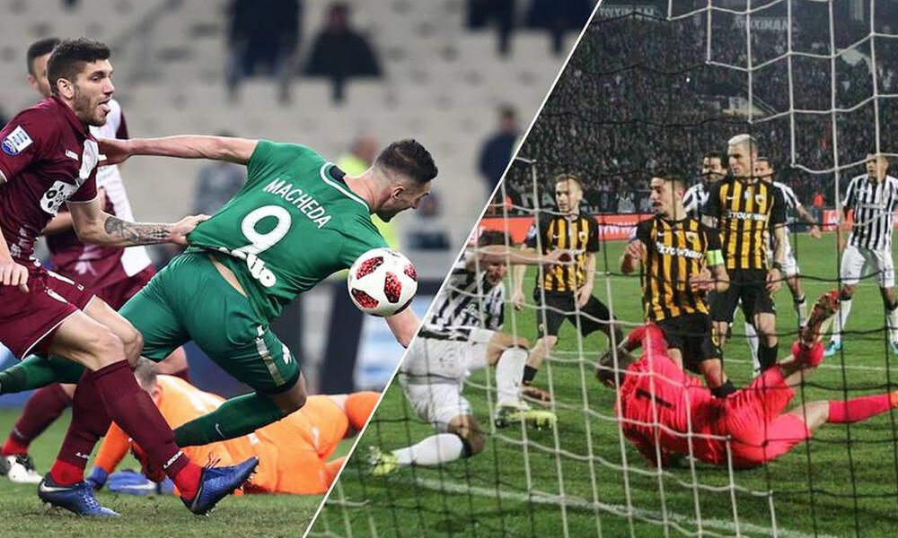 Το πέναλτι στον Μακέντα, το ΠΑΟΚ-ΑΕΚ και πως ο Παπαδόπουλος θύμισε Κομίνη! (photos&videos)