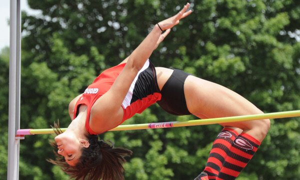 Ατομικό ρεκόρ και άλμα πρόκρισης για τη Γκούσιν στο Ευρωπαϊκό Πρωτάθλημα