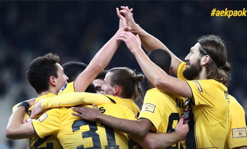 ΑΕΚ: «Όλοι μαζί για τη νίκη, προστατεύοντας την ομάδα»