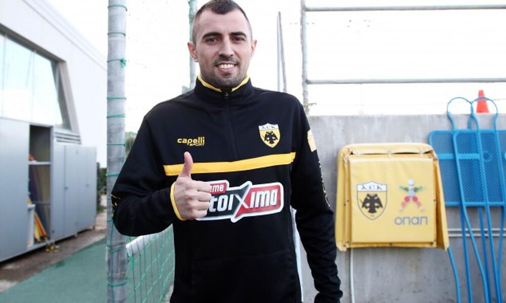 ΑΕΚ-ΠΑΟΚ: Οι δηλώσεις του Νέναντ Κρίστισιτς στο match programme