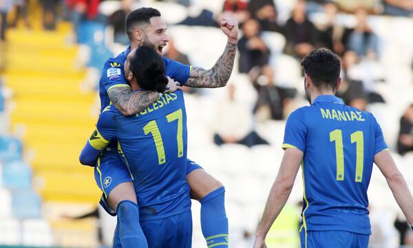 Απόλλων Σμύρνης-Αστέρας Τρίπολης 0-2: Αντεπίθεση με Φερνάντεθ (photos+videos)
