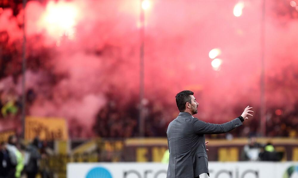 Ουζουνίδης: «Όλοι οι παίκτες του ΠΑΟΚ ήταν στη μεγάλη περιοχή»