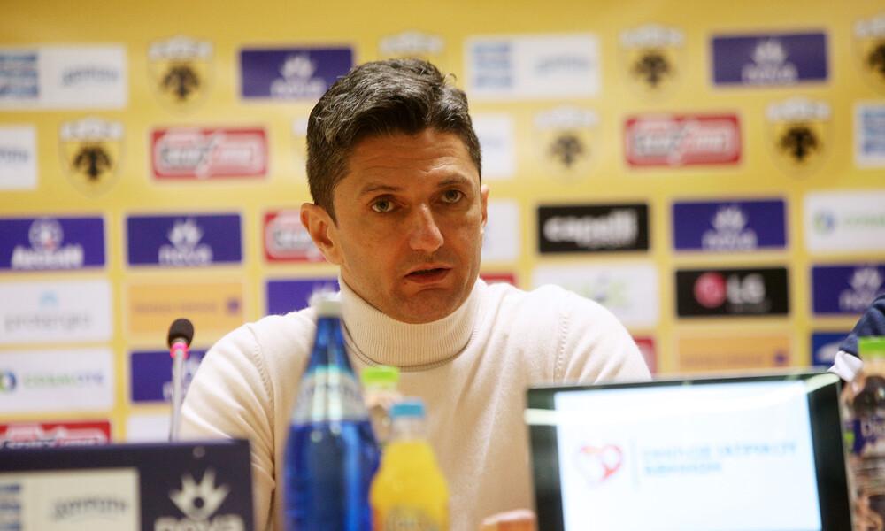 Λουτσέσκου: «Κακή η διαιτησία, έκανε λάθη και κατά μας και κατά της ΑΕΚ»