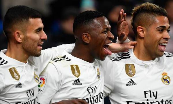 La Liga: «Τριάρα» για Ρεάλ με Αλαβές (photos+video)