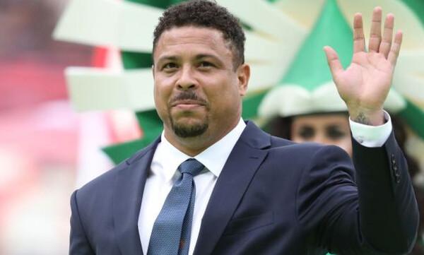 Η απορία του Ρονάλντο για το Αμερικάνικο Ποδόσφαιρο (photo)