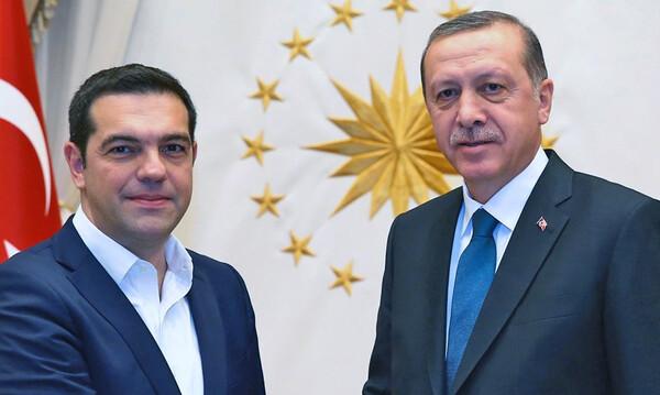 Συνάντηση Τσίπρα - Ερντογάν: Το κρίσιμο τετ-α-τετ των δύο ηγετών στην Άγκυρα
