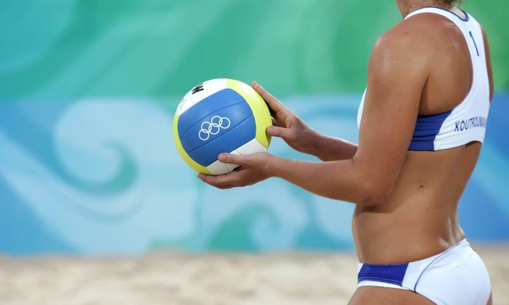 Beach Volley: Οι αντίπαλοι της Ελλάδας σε Άνδρες και Γυναικές