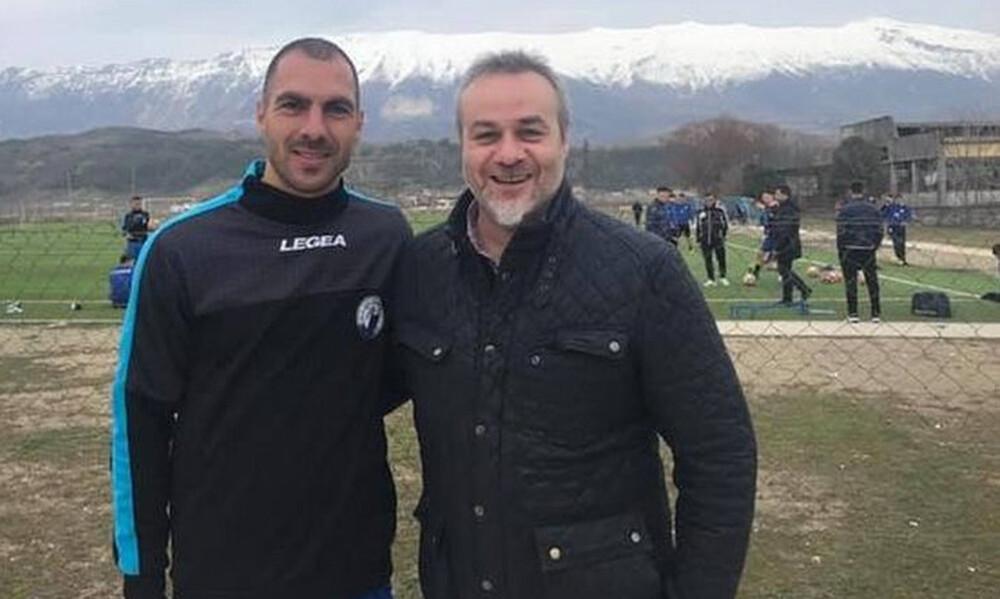 Ιστορικό γκολ με ψαλιδάκι στην Αλβανία (video)