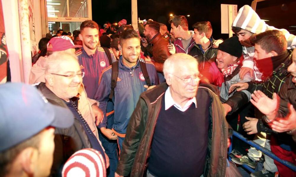 Θύρα 7 κατά Σάββα Θεοδωρίδη στον Ολυμπιακό; (audio+photo)