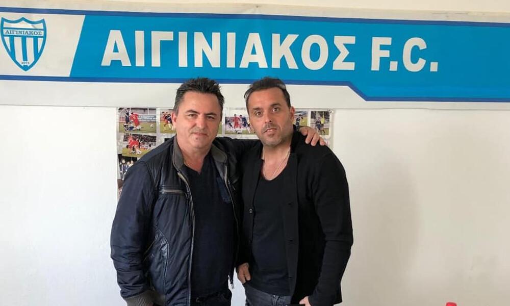 Τούρκο προπονητή προσέλαβε ο Αιγινιακός