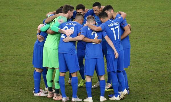 Στην 45η θέση στο FIFA Ranking η Ελλάδα