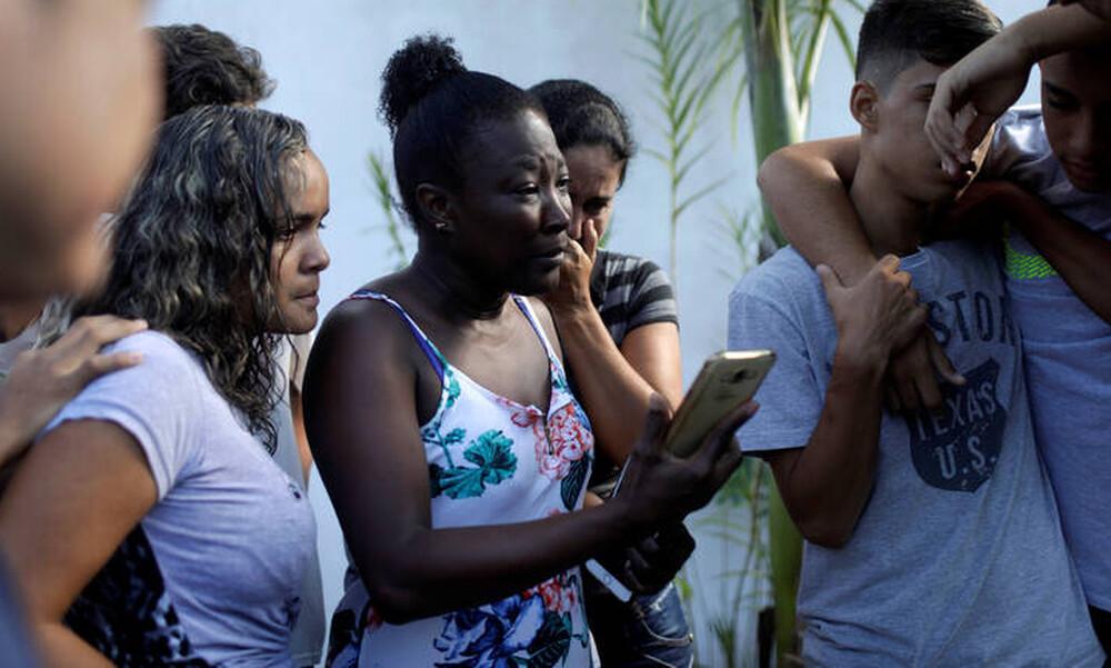 Τραγωδία στη Βραζιλία: Ραγίζει καρδιές το σκίτσο για τη Φλαμένγκο