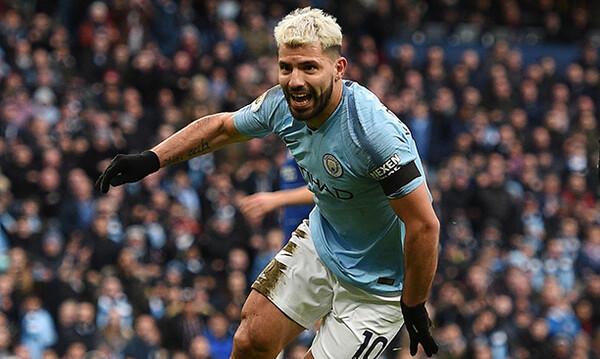 Premier League: Στα χνάρια του Σίρερ ο Αγουέρο (videos)