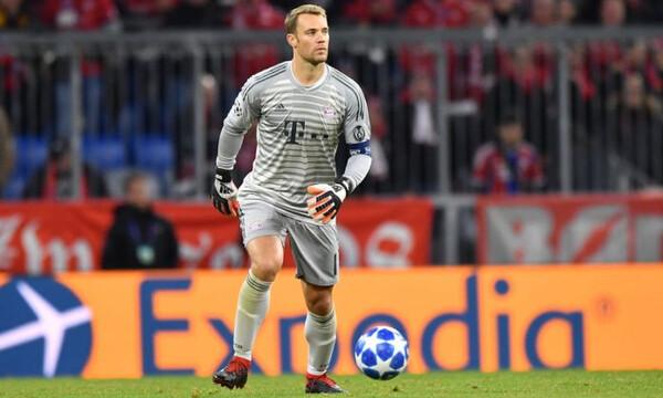 Champions League: Κανονικά με Λίβερπουλ ο Νόιερ
