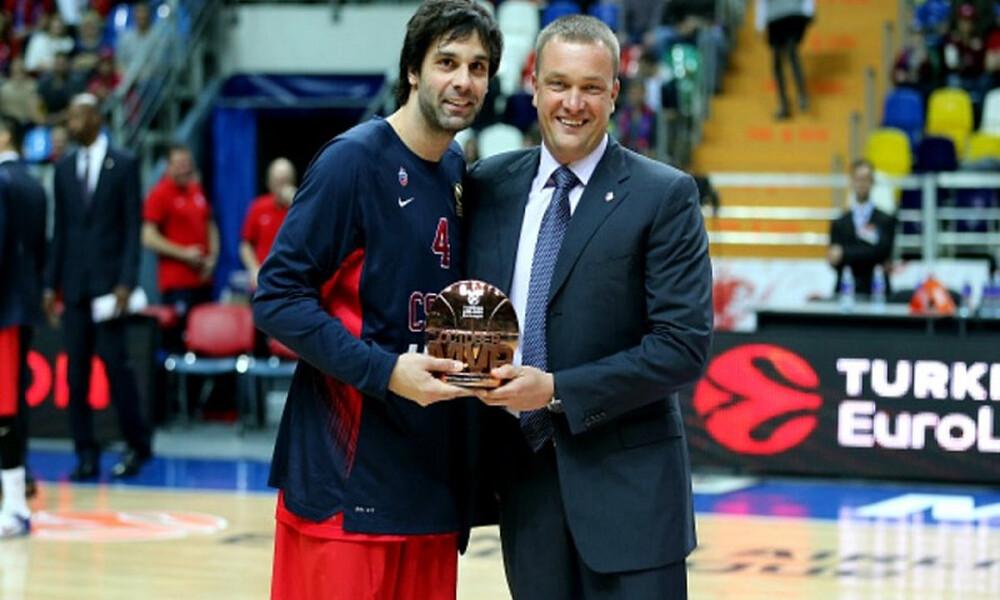 Βατούτιν: «Ίσως ο Τεόντοσιτς έχει άλλες προτεραιότητες από μπάσκετ…»
