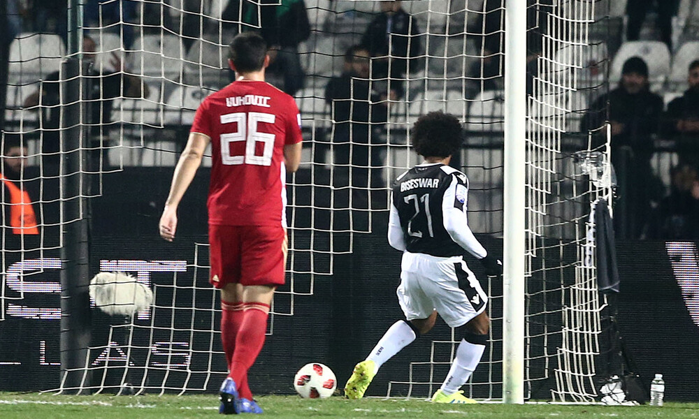 ΠΑΟΚ: Μάγος Μπίσεσβαρ, προέβλεψε ότι θα βάλει γκολ στον Ολυμπιακό (photos)