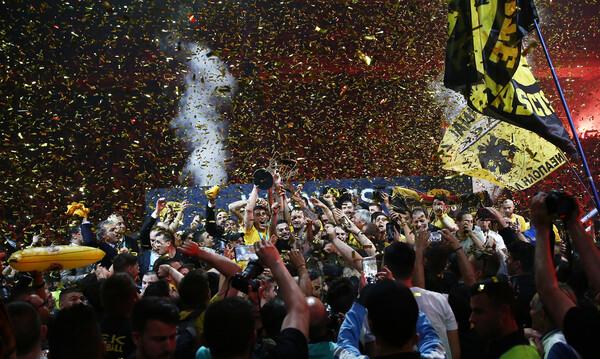 ΑΕΚ: Αθήνα – Ρίο σε... 60 δευτερόλεπτα! (video)