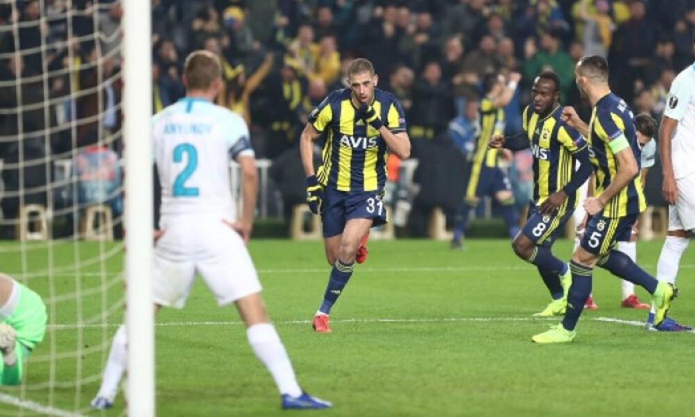 Europa League: Έκανε το πρώτο βήμα η Φενέρ (video)