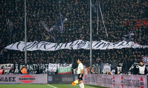 Super League: Σε απολογία ΠΑΟΚ και άλλες δύο ΠΑΕ